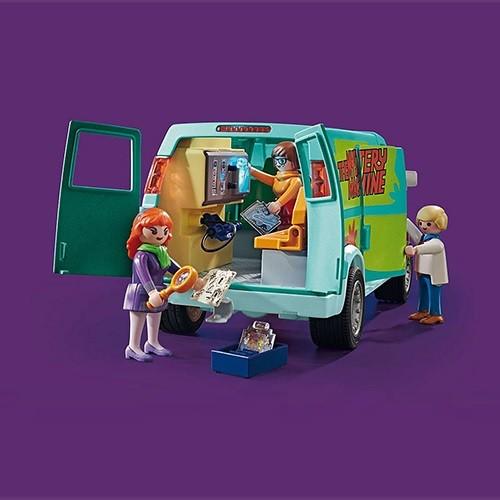 Playmobil - Scooby-doo Van Máquina Mistério 70286