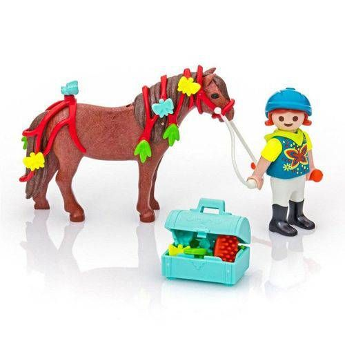 Playmobil Soft Bag Poneys