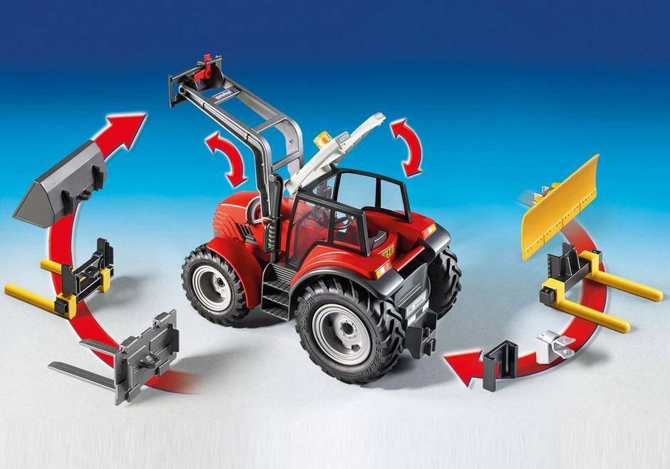 Playmobil Trator Grande
