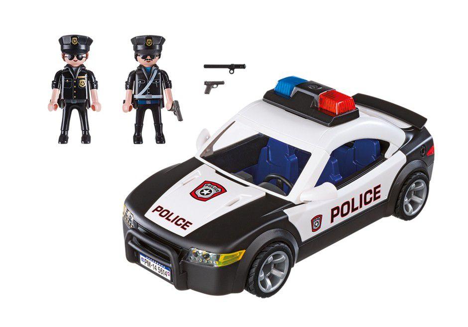 Playmobil Viatura de Polícia