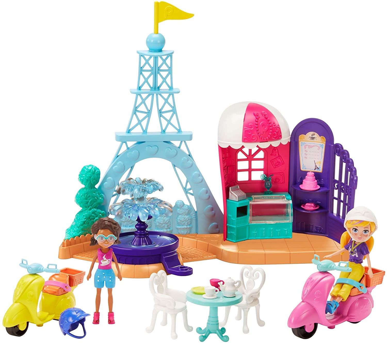 Polly Pocket -  Aventuras em Paris