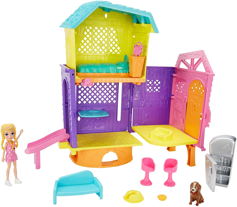 Polly Pocket - Clubhouse da Polly