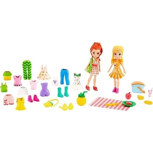 Polly Pocket - Conjunto Polly Picnic
