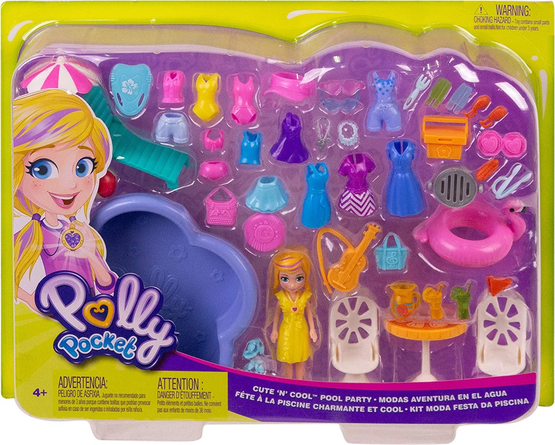 Polly Pocket - Festa na Piscina