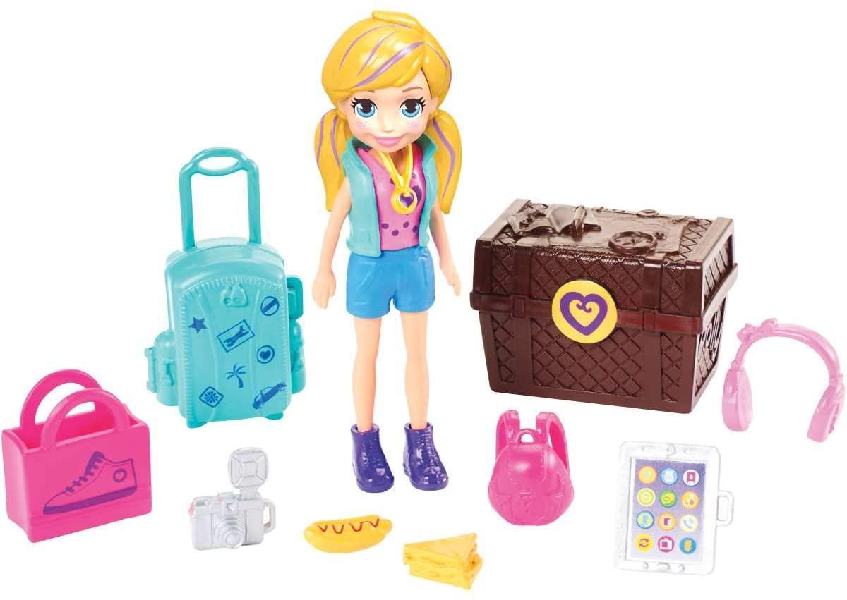 Polly Pocket- Kit de Viagem