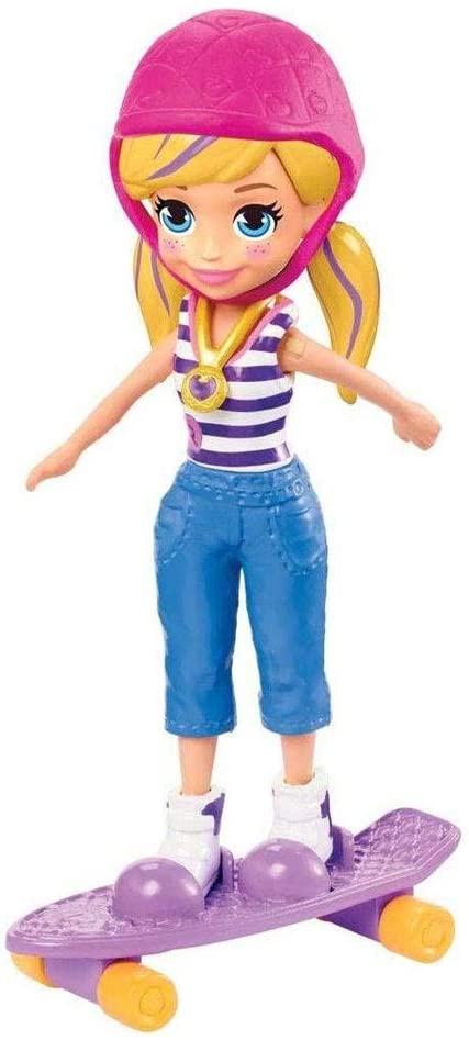 Polly Pocket - Kit Grande Moda Esportiva