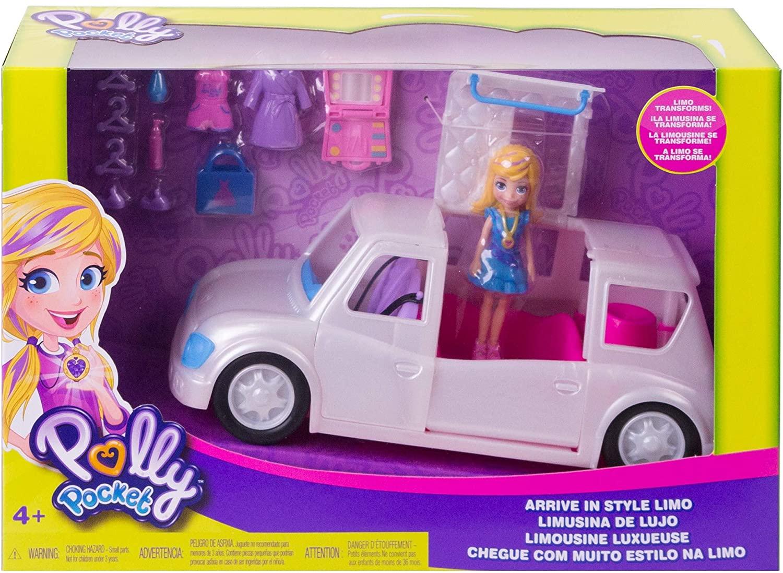 Polly Pocket - Limousine Fashion
