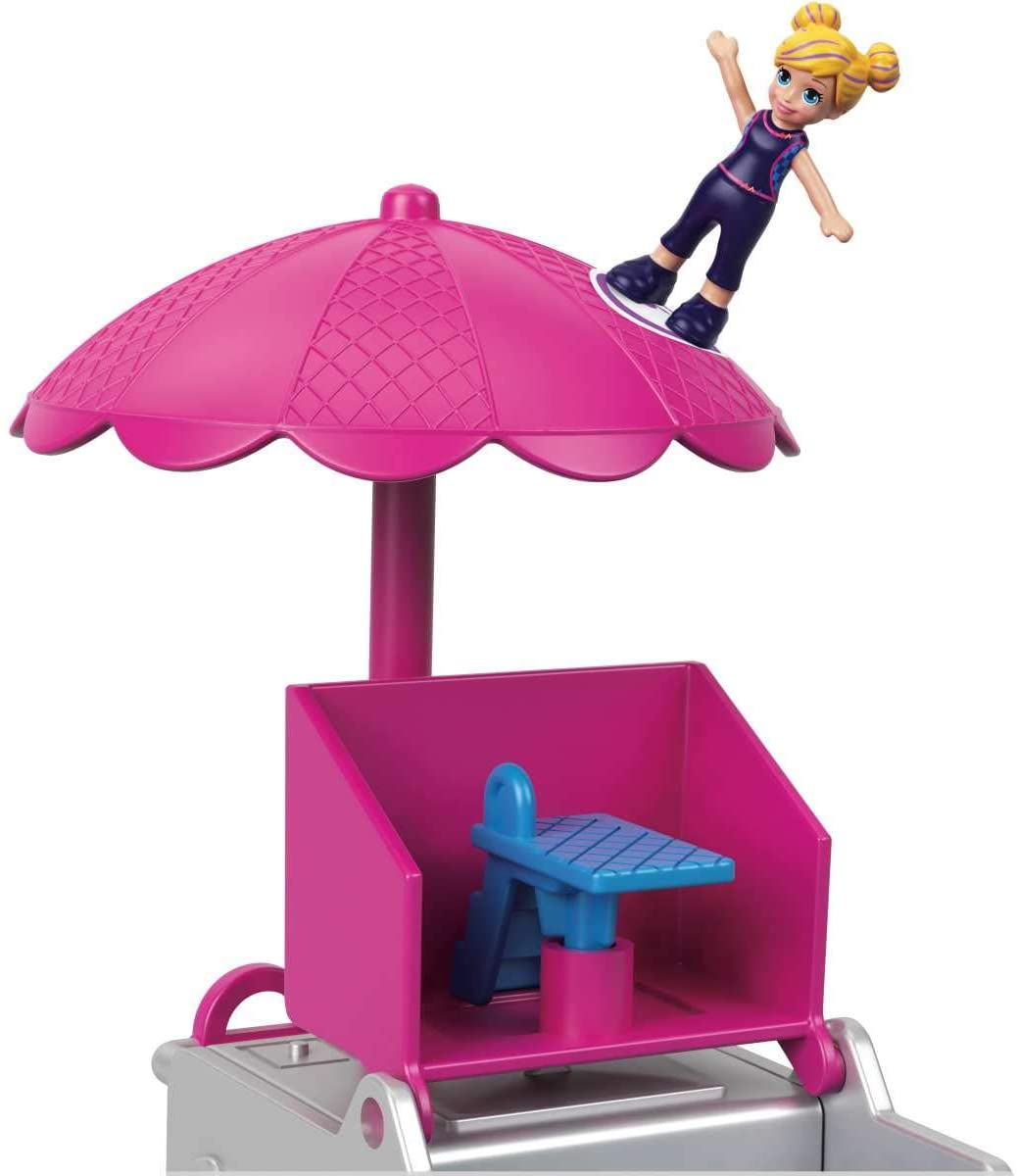 Polly Pocket - Piscina Surpresas Escondidas