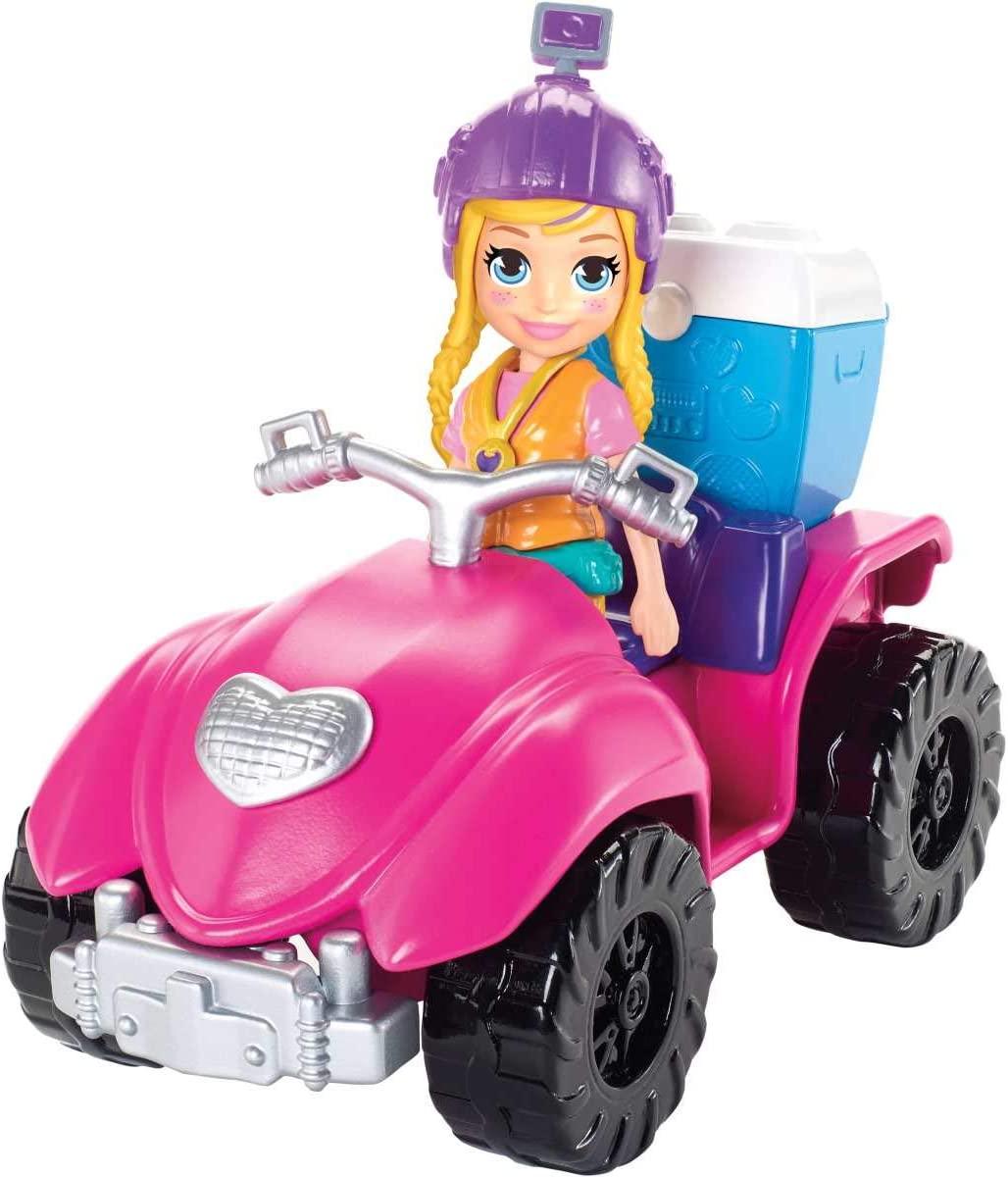 Polly Pocket - Quadriciclo Fabuloso
