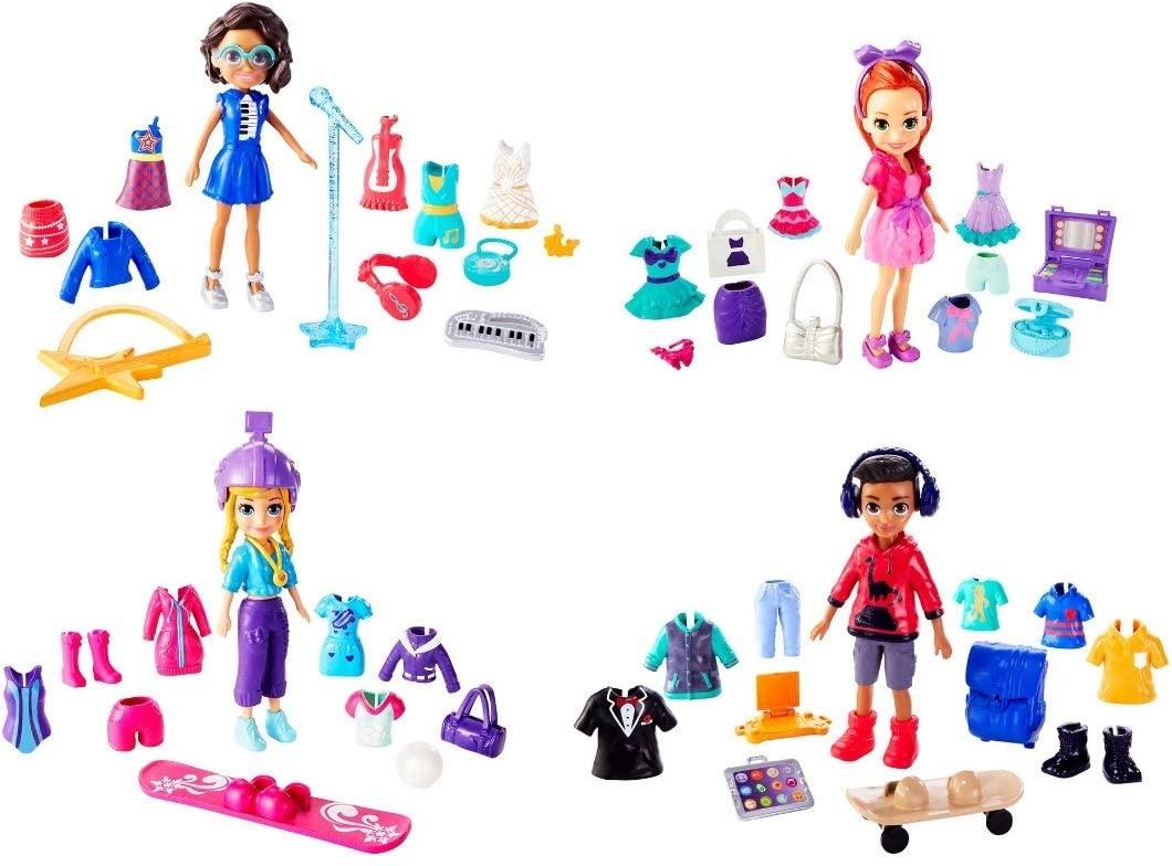 Polly Pocket - Super Kit Fashion