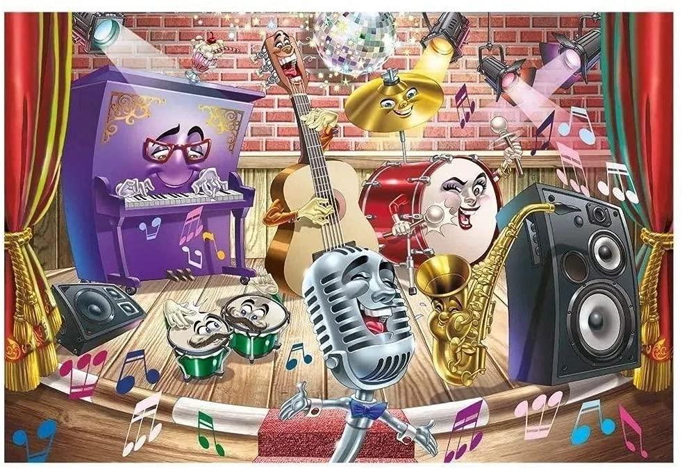 Quebra Cabeça - Banda Animada 150 peças