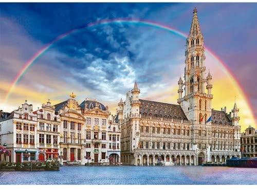 Quebra Cabeça - Bruxelas 1500 peças
