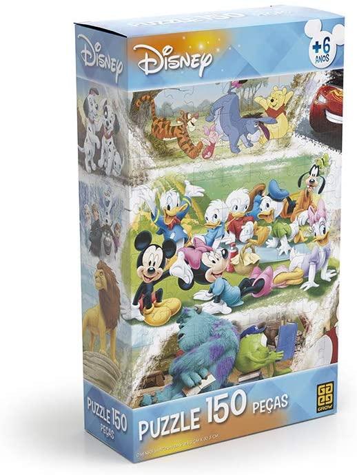 Quebra Cabeça - Disney 150 peças