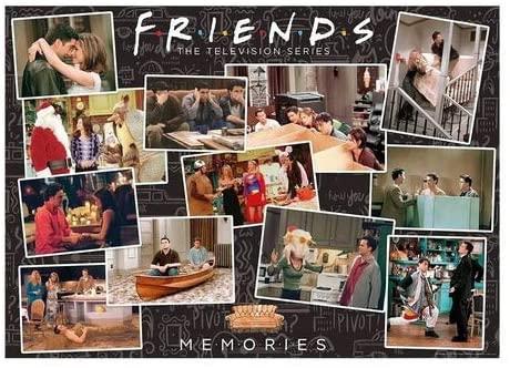 Quebra Cabeça - Friends 1000 peças