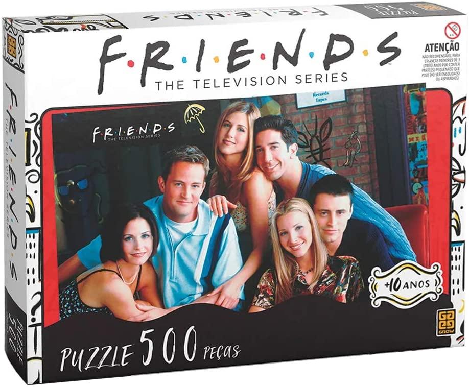 Quebra Cabeça - Friends 500 peças