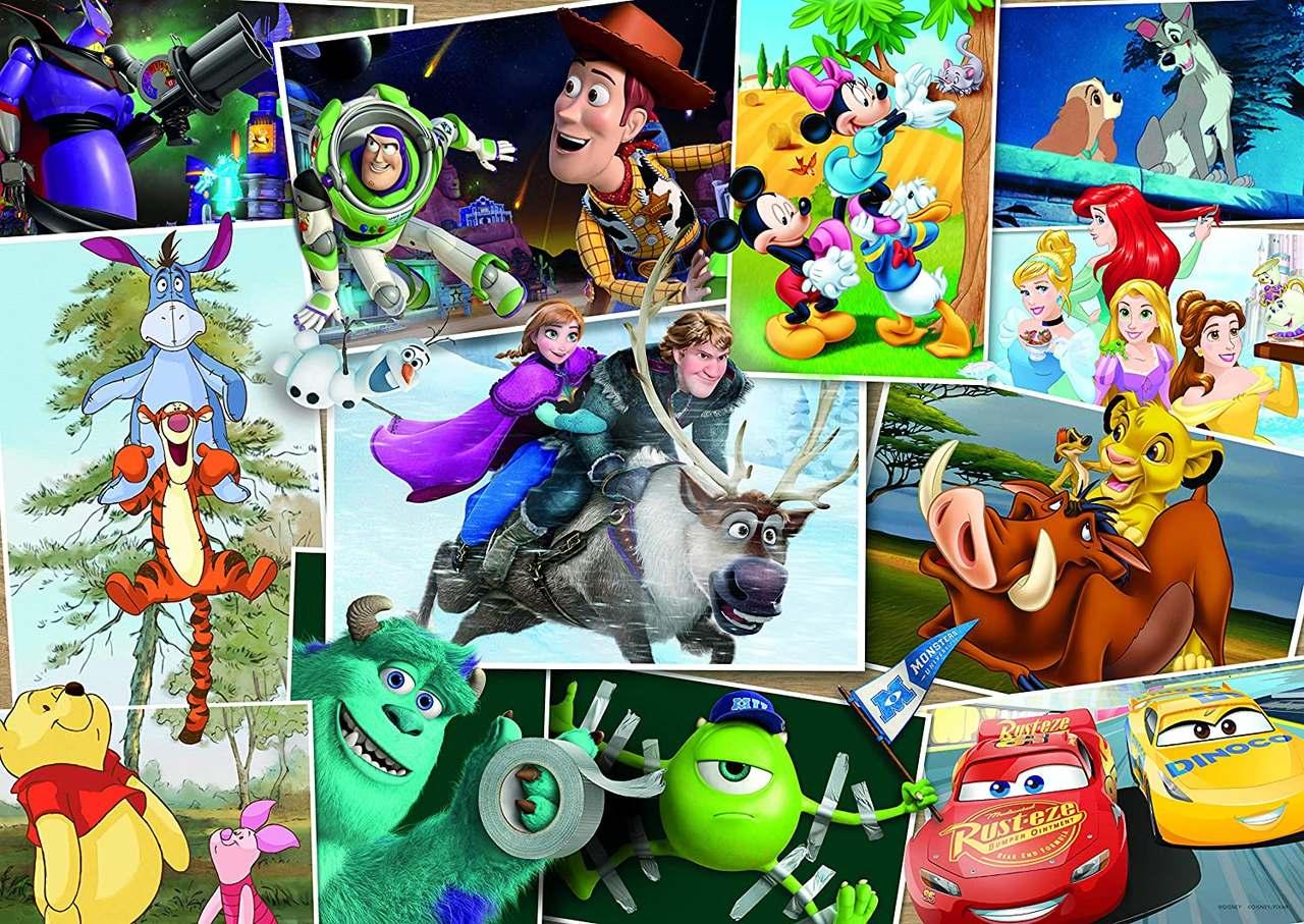 Quebra Cabeça - Gigante 48 peças Disney