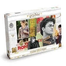Quebra Cabeça - Harry Potter 1000 peças
