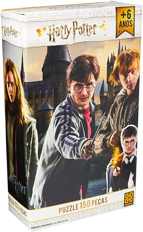 Quebra Cabeça - Harry Potter 150 peças