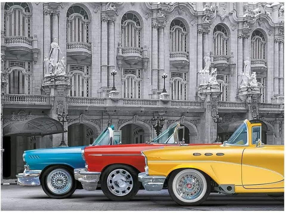 Quebra Cabeça - Havana 500 peças