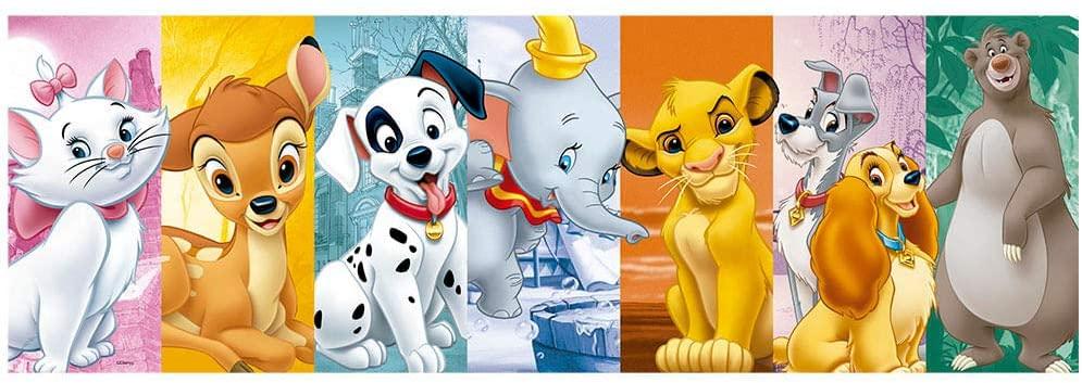 Quebra Cabeça - Panorama Disney Animais 350 peças