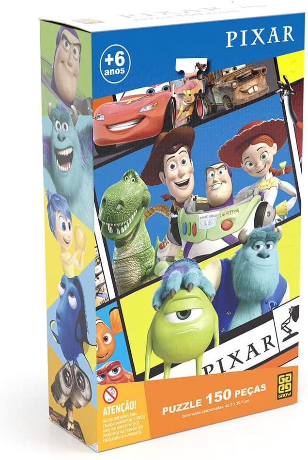 Quebra Cabeça - Pixar 150 peças