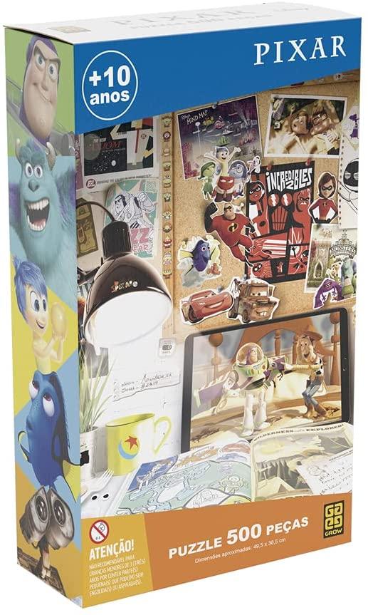 Quebra Cabeça - Pixar 500 peças