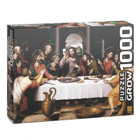 Quebra Cabeça - Santa Ceia 1000 peças