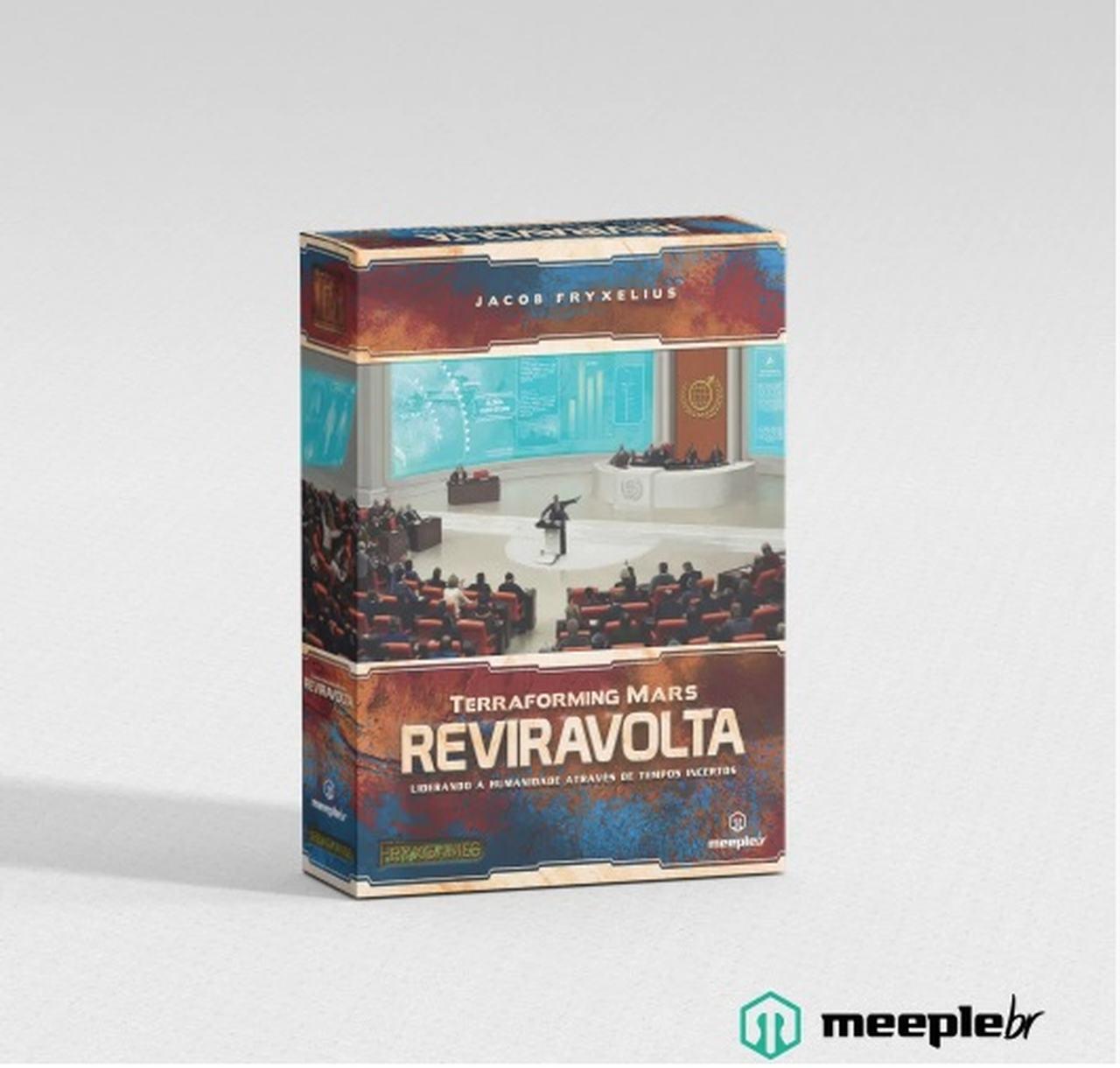 Reviravolta - Expansão Terraforming Mars
