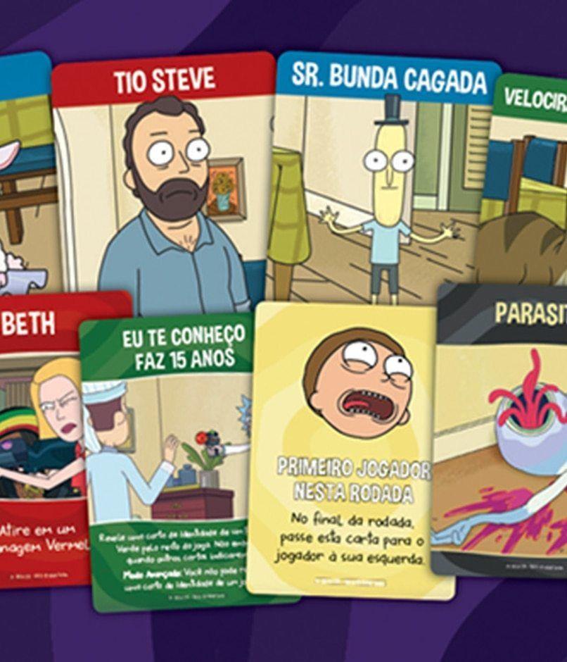 Rick e Morty: Total Rickall