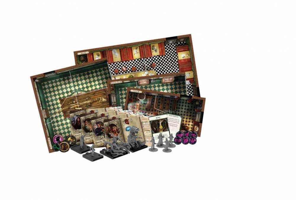 Ruas de Arkham - Expansão Mansions of Madness