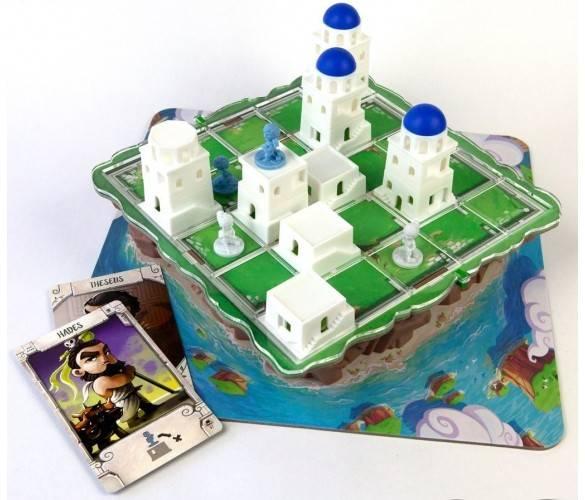 Santorini - Galapagos Jogos