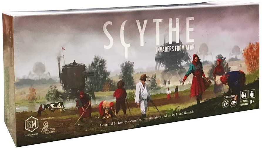 Scythe: Invaders from Afar
