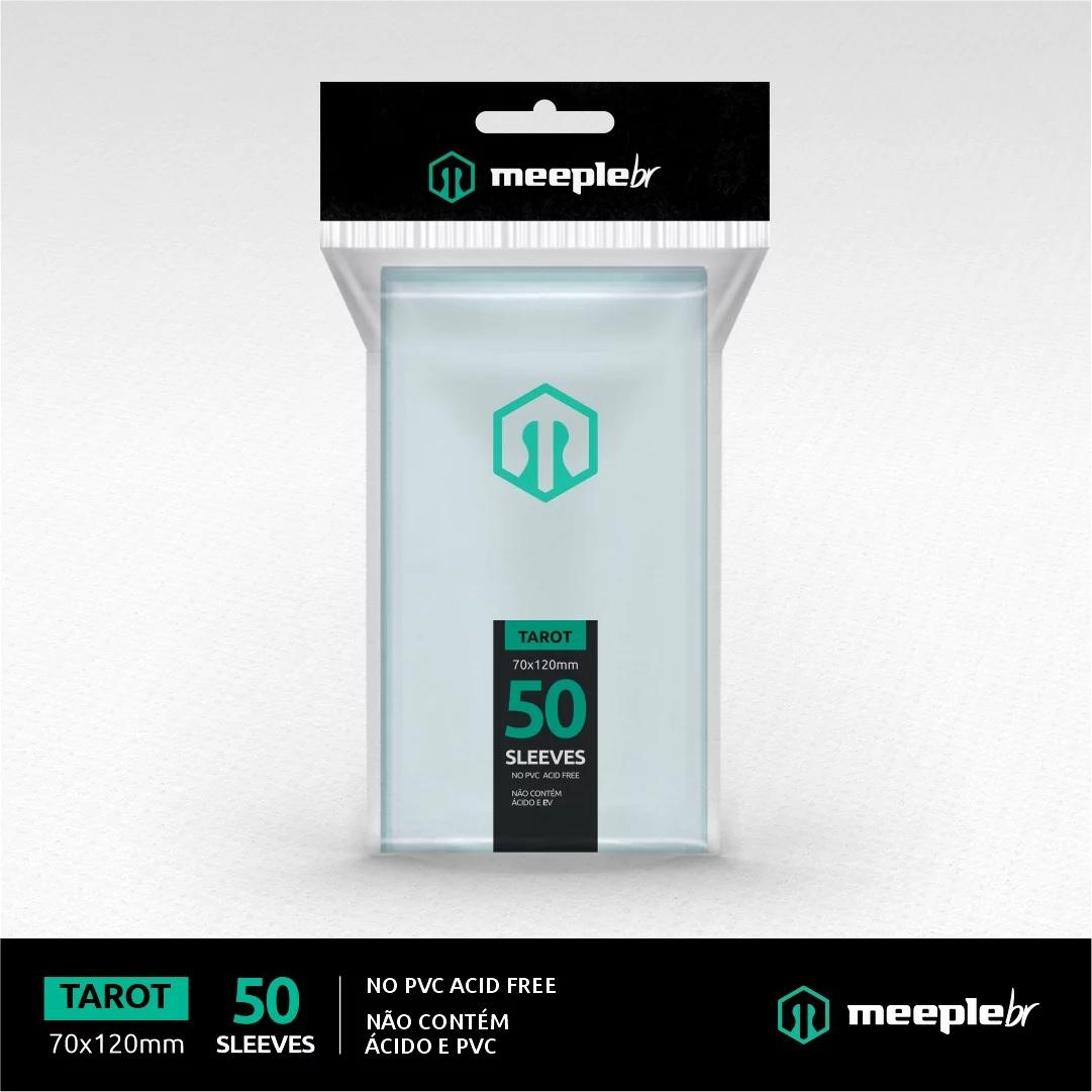 Sleeve Premium  Tarot  (70x120mm)