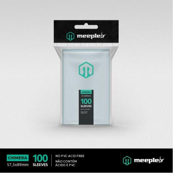 Sleeves MeepleBR - CHIMERA (57,5x89mm)
