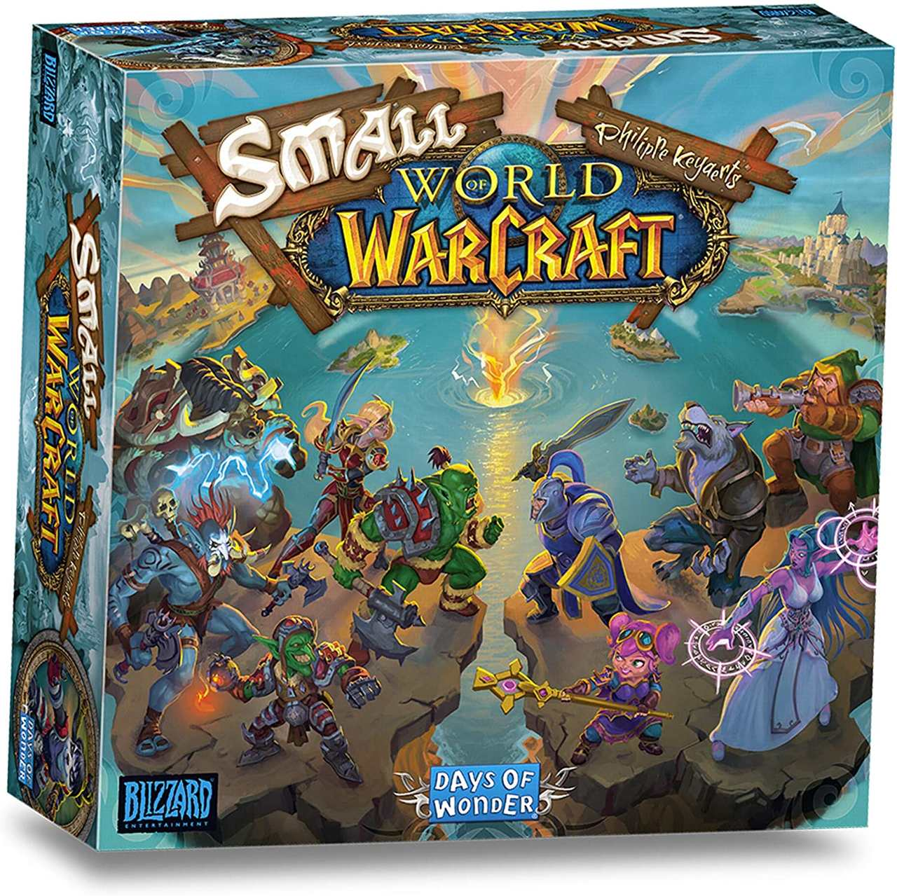 Small Word Of Warcraft