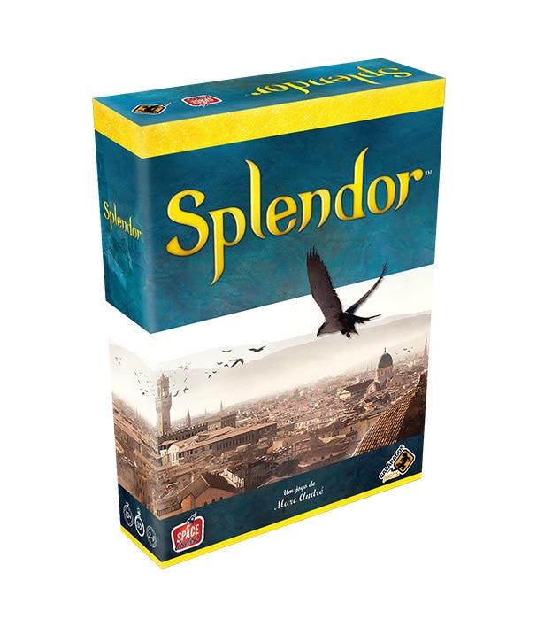 Splendor - Galapagos Jogos