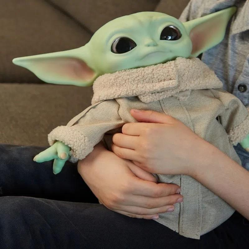 Star Wars - Baby Yoda  Pelúcia  Disney