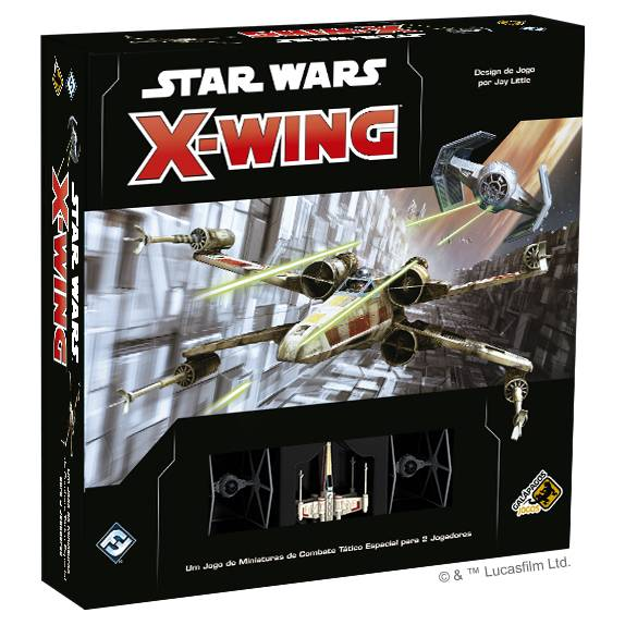 Star Wars - X-Wing 2.0 (Jogo Base)