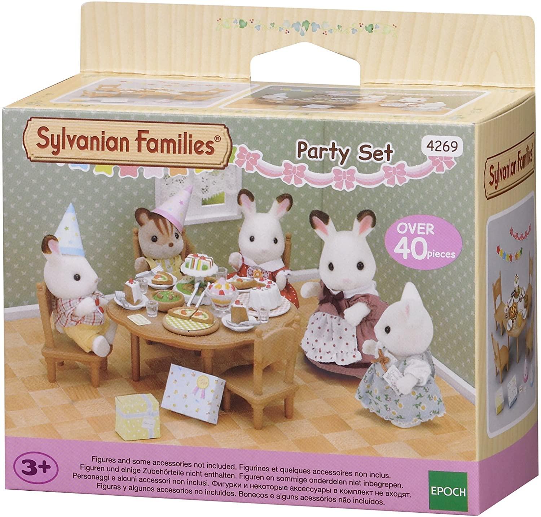 Sylvanian Families - Conjunto de Festa