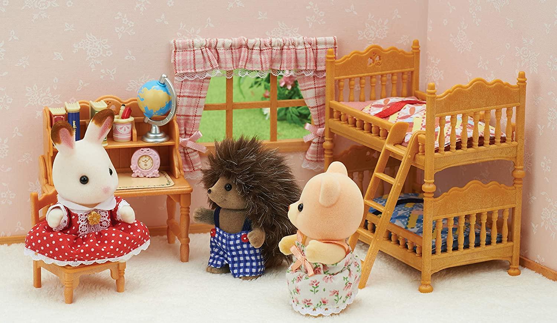 Sylvanian Families - Conjunto Quarto Infantil