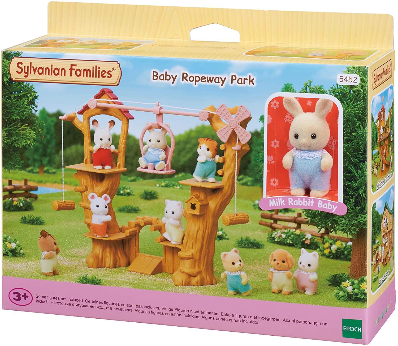 Sylvanian Families - Parquinho Nas Árvores do Bebê