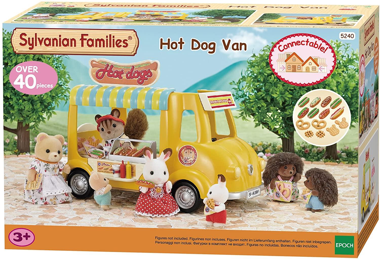 Sylvanian Families - Van de Cachorro-Quente