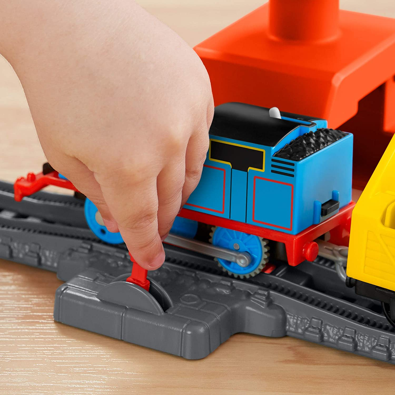 Thomas e seus Amigos - Ferrovia com Trenzinho Trilha do Guindaste