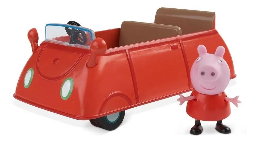 Veículos Peppa - Carro de Passeio da Família