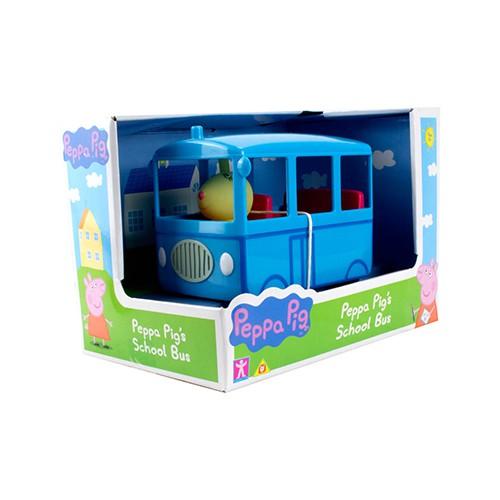 Veículos Peppa  - Ônibus Escolar