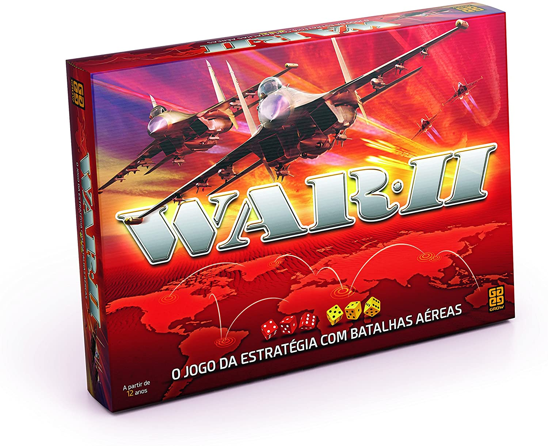 Jogo - War 2  GROW