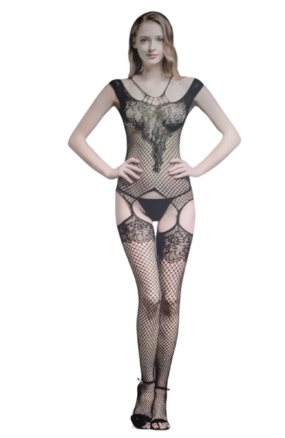 Body Macacão Sensual NiceCotton