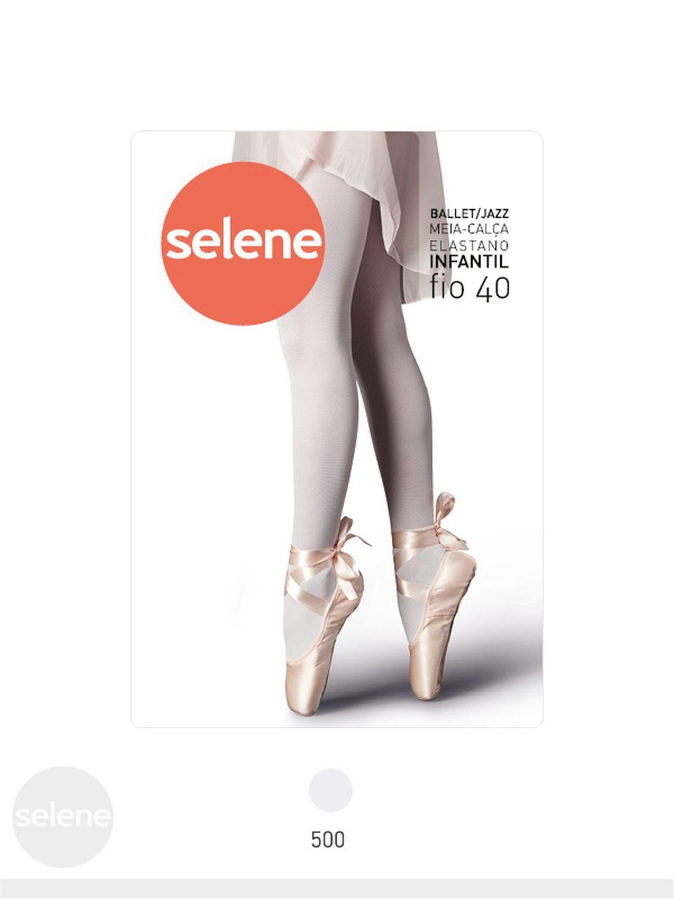 Meia Calça Selene Fio 40 Ballet (9580)