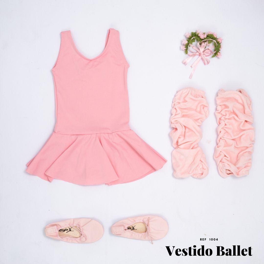 Vestido Infantil para Ballet