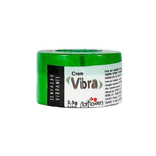 Creme Excitante Vibra Hot Flowers (HC579)